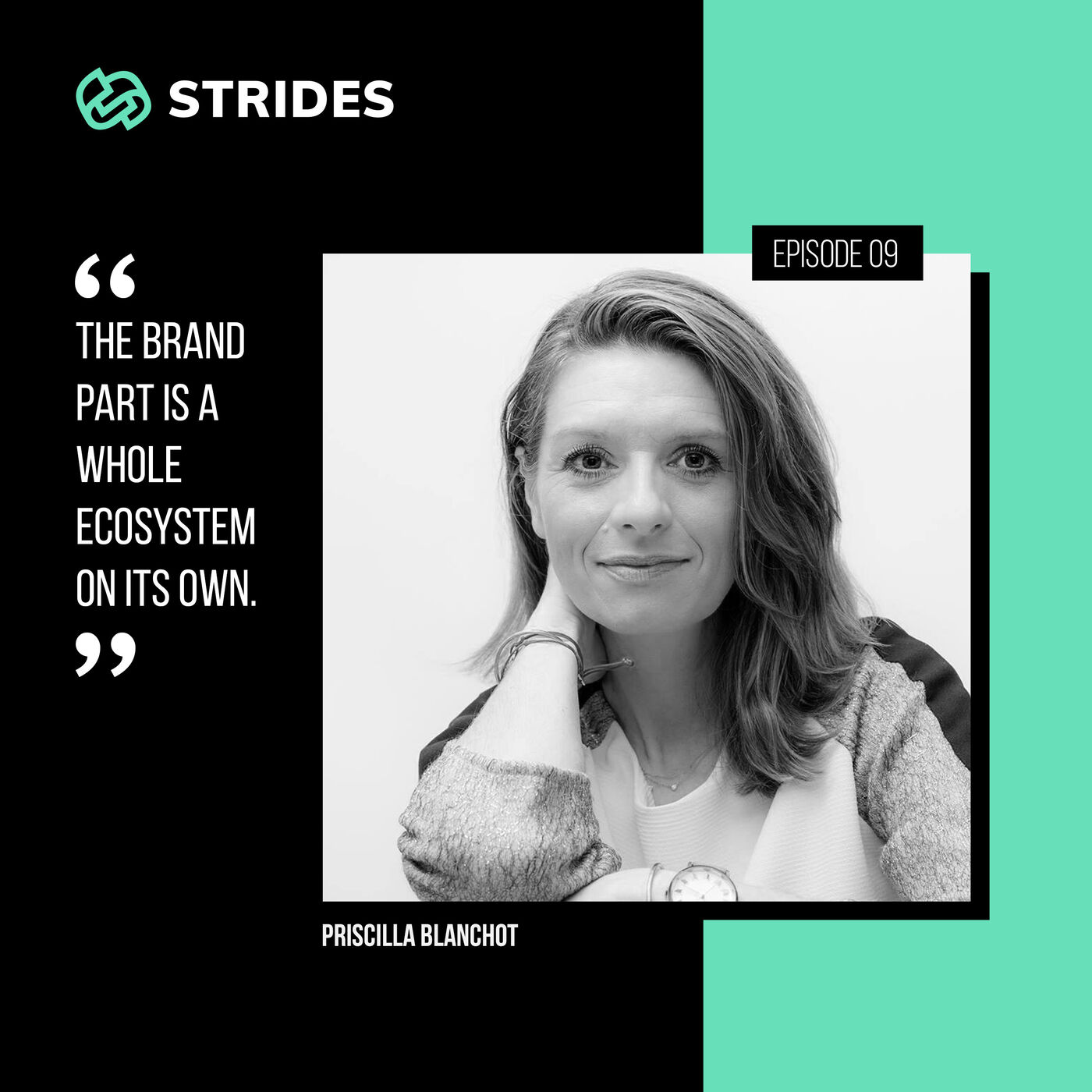 How to Build a Brand with Priscilla Blanchot (Carte Blanche)