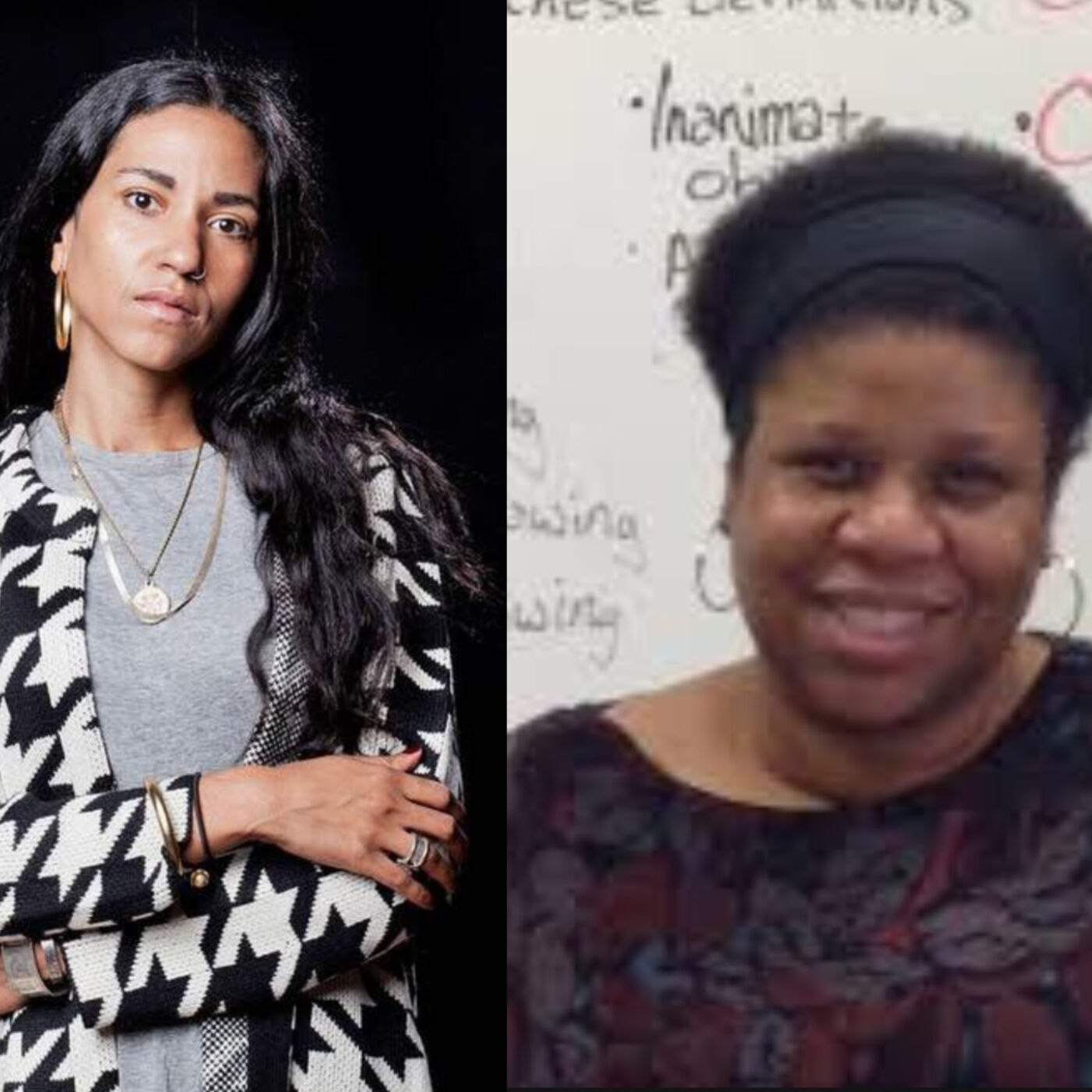 Kristina Kay Robinson and Ashana Bigard on Education Reform, the School to Prison Pipeline, and Home