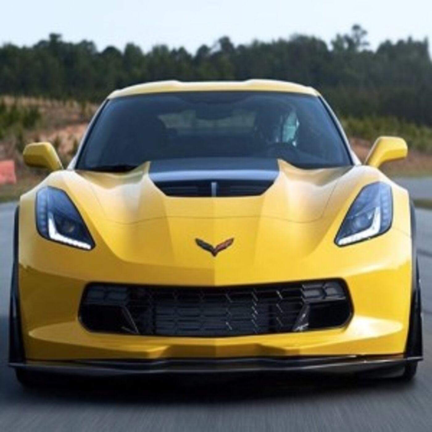 Styling Iconic Sports Cars: Mark Ferri, Designer of the Corvette Stingray