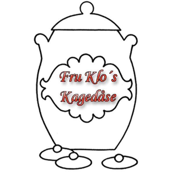 Fru Klo's Kagedåse Podcast Artwork Image