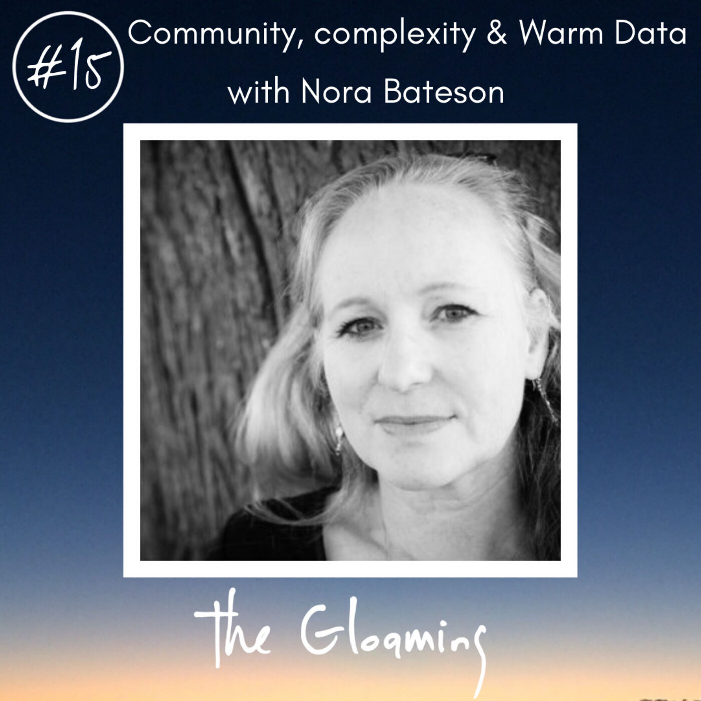 TG15: Community, complexity and Warm Data (with Nora Bateson)