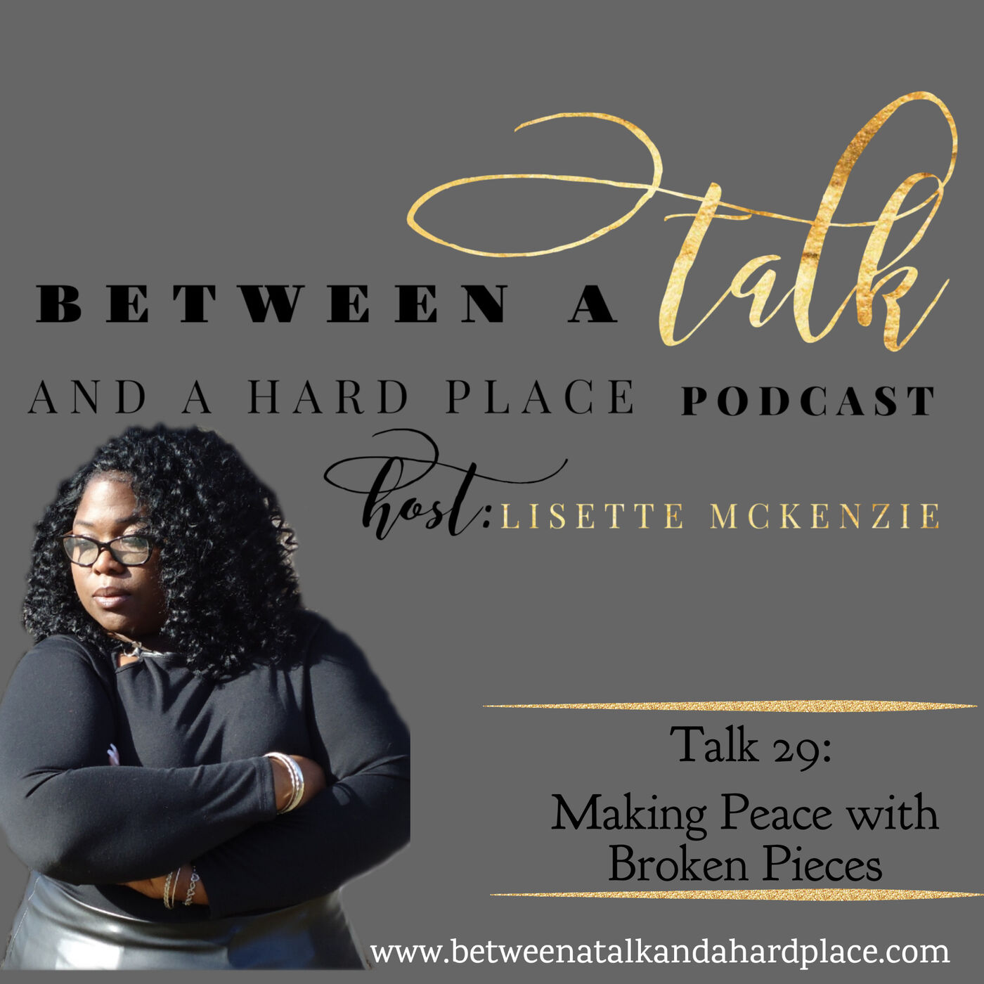 Talk 29: Making Peace With Broken Pieces