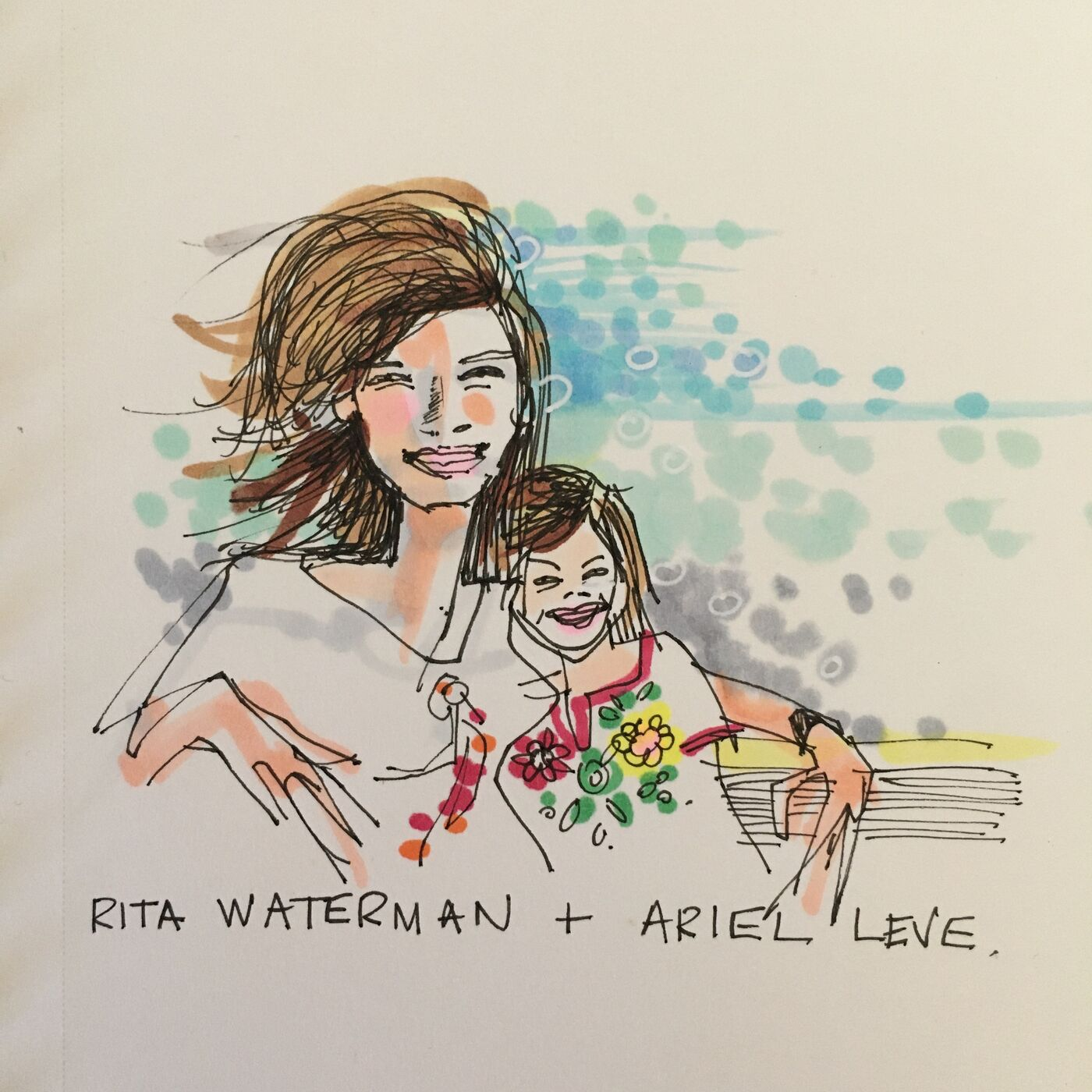 Rita Waterman, Soul Mother. A conversation with Ariel Leve