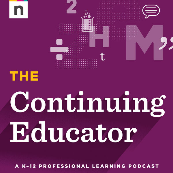 The Continuing Educator  Podcast Artwork Image