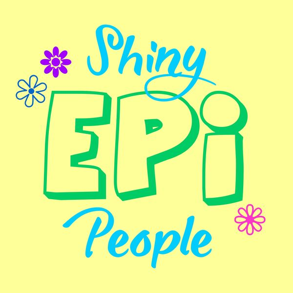 Shiny Epi People Podcast Artwork Image