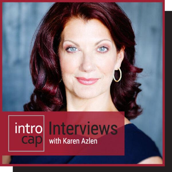 IntroCap Interviews Podcast Artwork Image