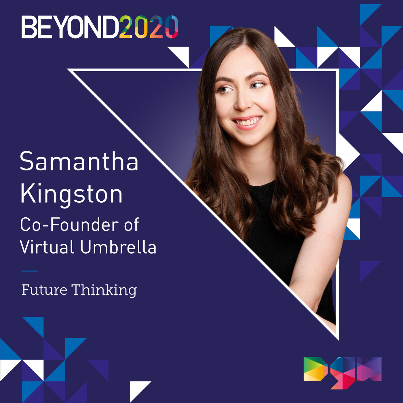"""""""Implementing VR in your marketing strategy"""" with Virtual Umbrella CEO, Samantha Kingston - BEYOND2020 - #S1E14"""