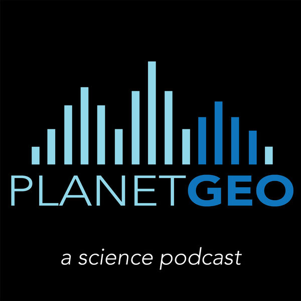PlanetGeo Podcast Artwork Image