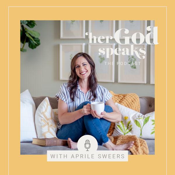 Her God Speaks Podcast Artwork Image