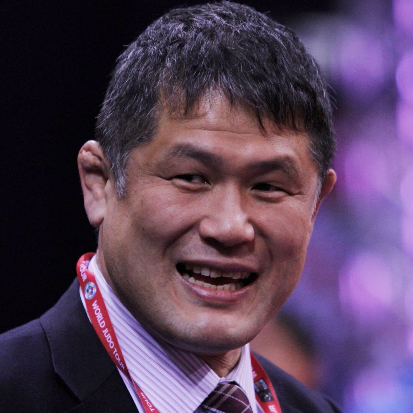 Toshihiko Yamada - Judo In Japan!   Ryotokuji Judo Sensei  & Sports Director  for  Tokyo Olympic Team Organizing Committee