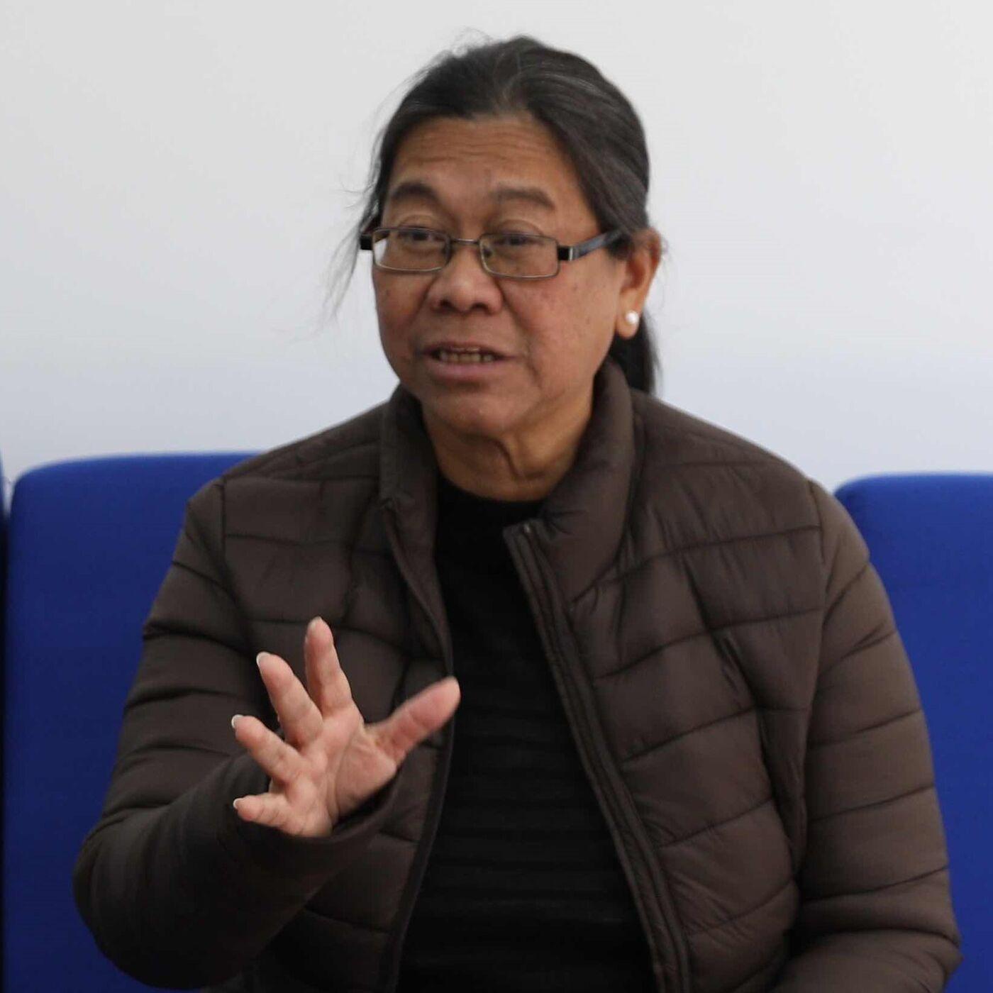 21: Seeking Safety: Internal Displacement in Libya with Cecilia Jimenez-Damary