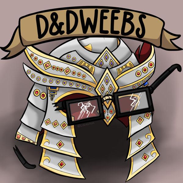 D&Dweebs Podcast Artwork Image
