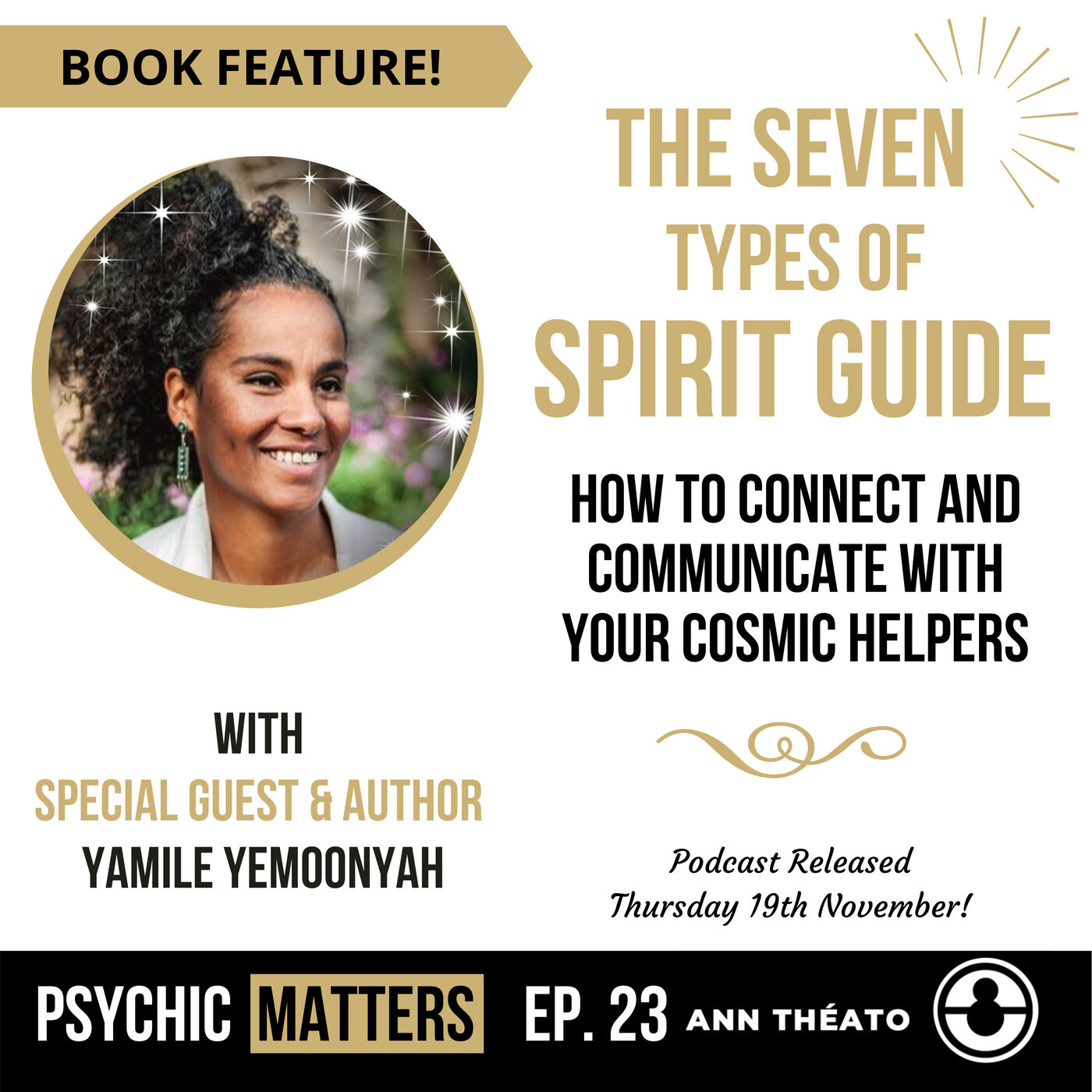 PM 023: The Seven Types Of Spirit Guide