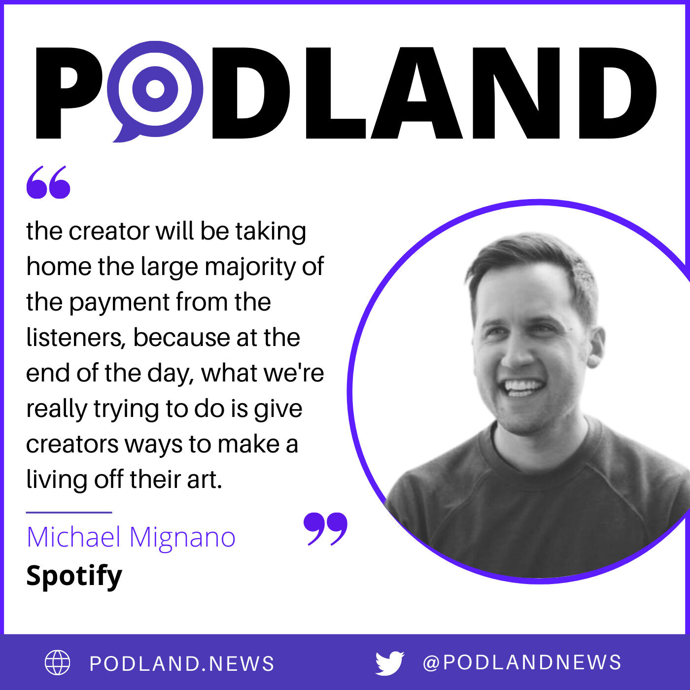 Spotify StreamOn Analysis, Interview with Spotify's Mike Mignano and Podcast Movement the winners and losers.