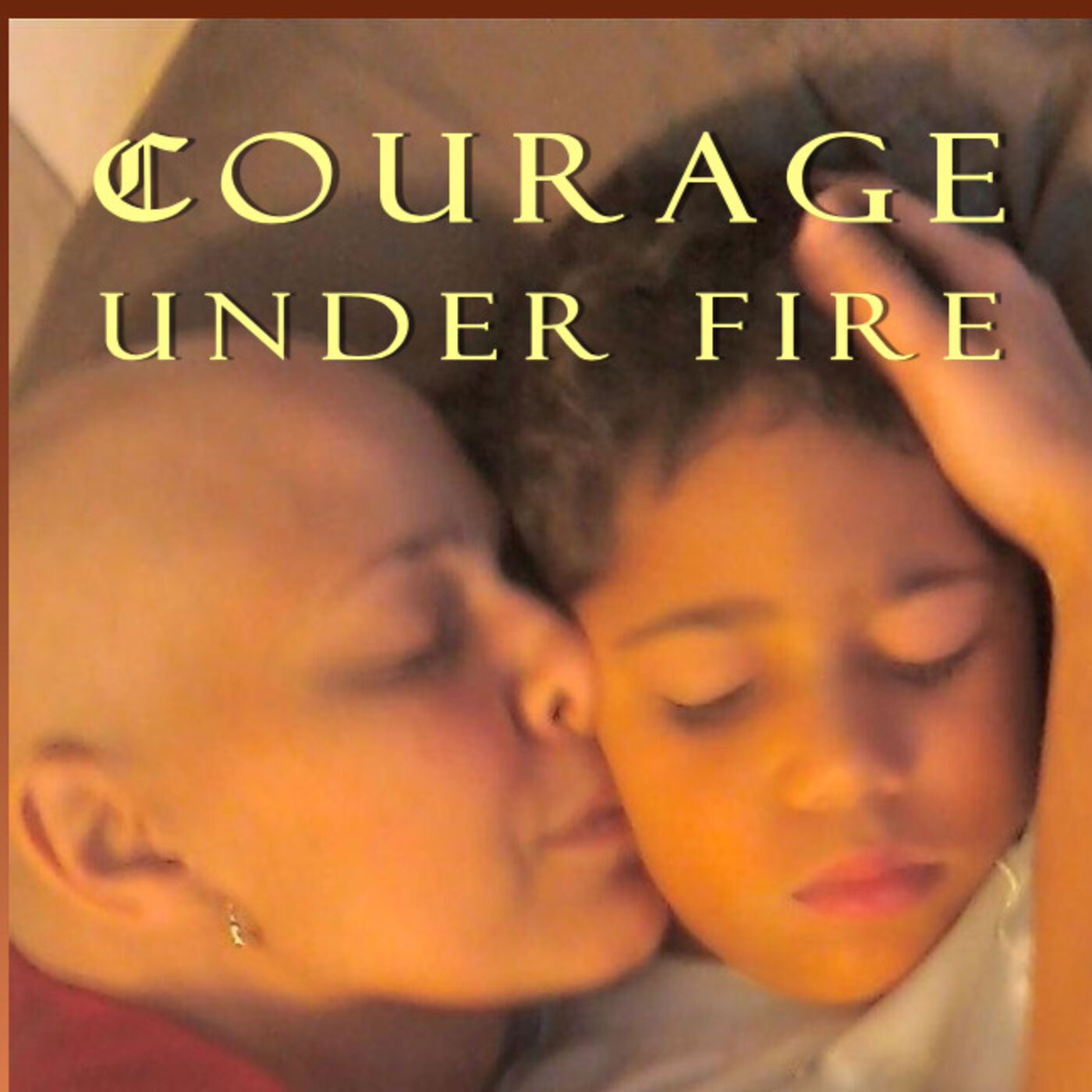 Ep. 10: Courage Under Fire: Overcoming Worry and Fear