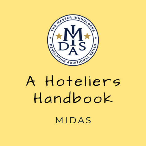A Hoteliers Handbook  Podcast Artwork Image