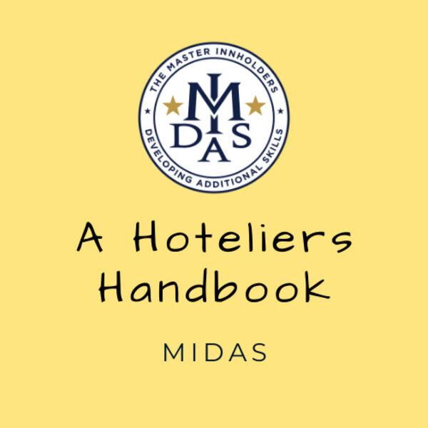 A Hoteliers Handbook  Podcast Artwork Image