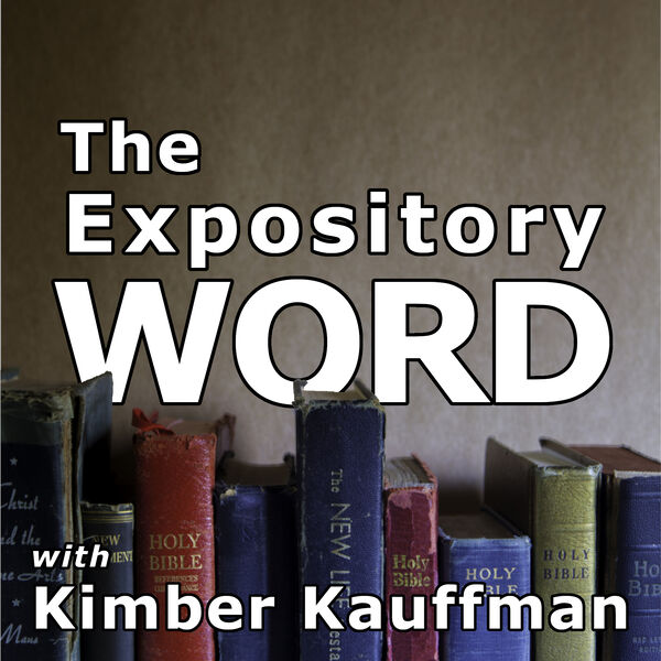 The Expository WORD Podcast Artwork Image