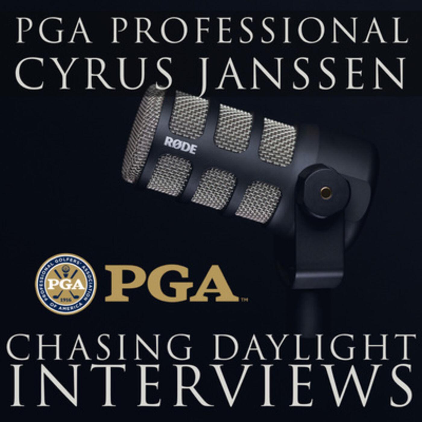 E17: PGA Professional Cyrus Janssen