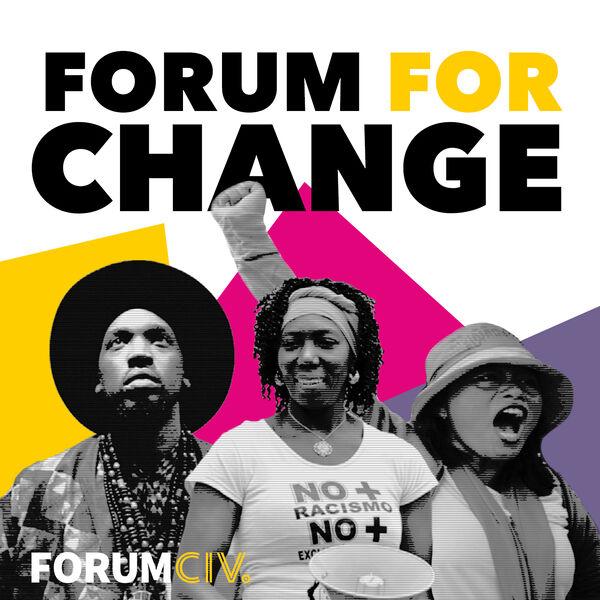 Forum for Change Podcast Artwork Image