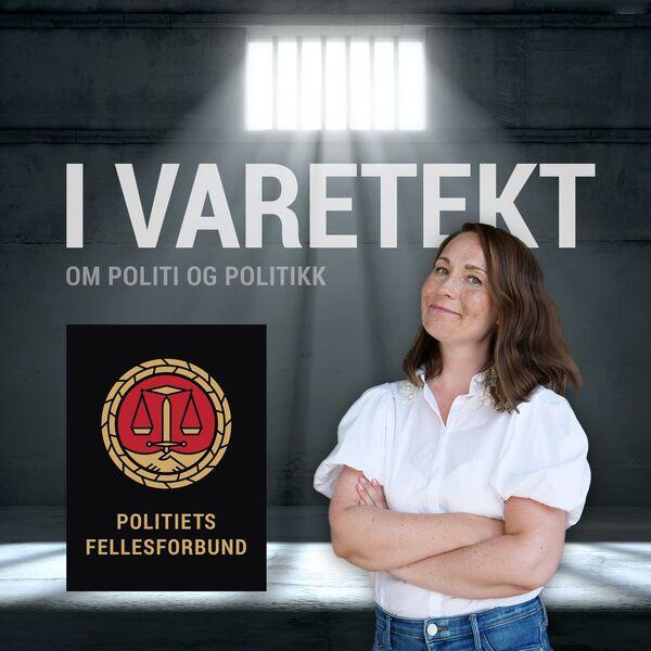 I varetekt - om politi og politikk Podcast Artwork Image