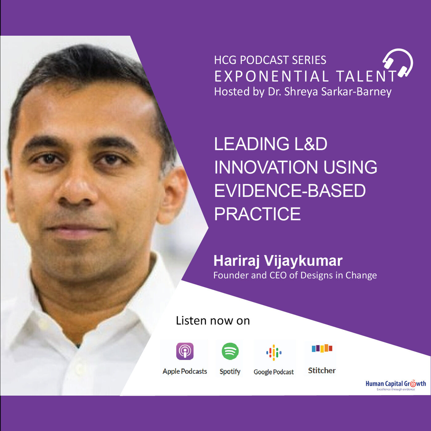Leading L&D Innovation using Evidence-based Practice