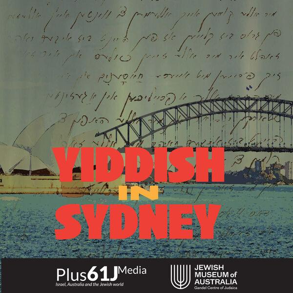 Yiddish in Sydney Podcast Artwork Image