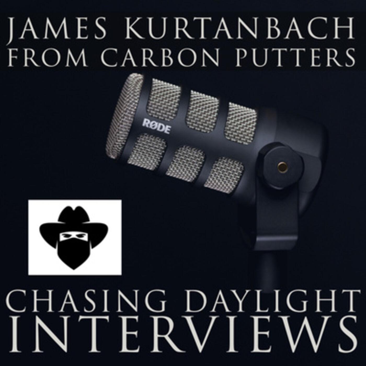 E20: James Kurtenbach from Carbon Putters