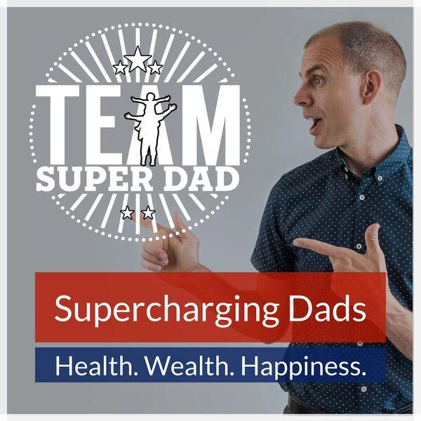 Team Super Dad with Jonnie Jensen Podcast Artwork Image