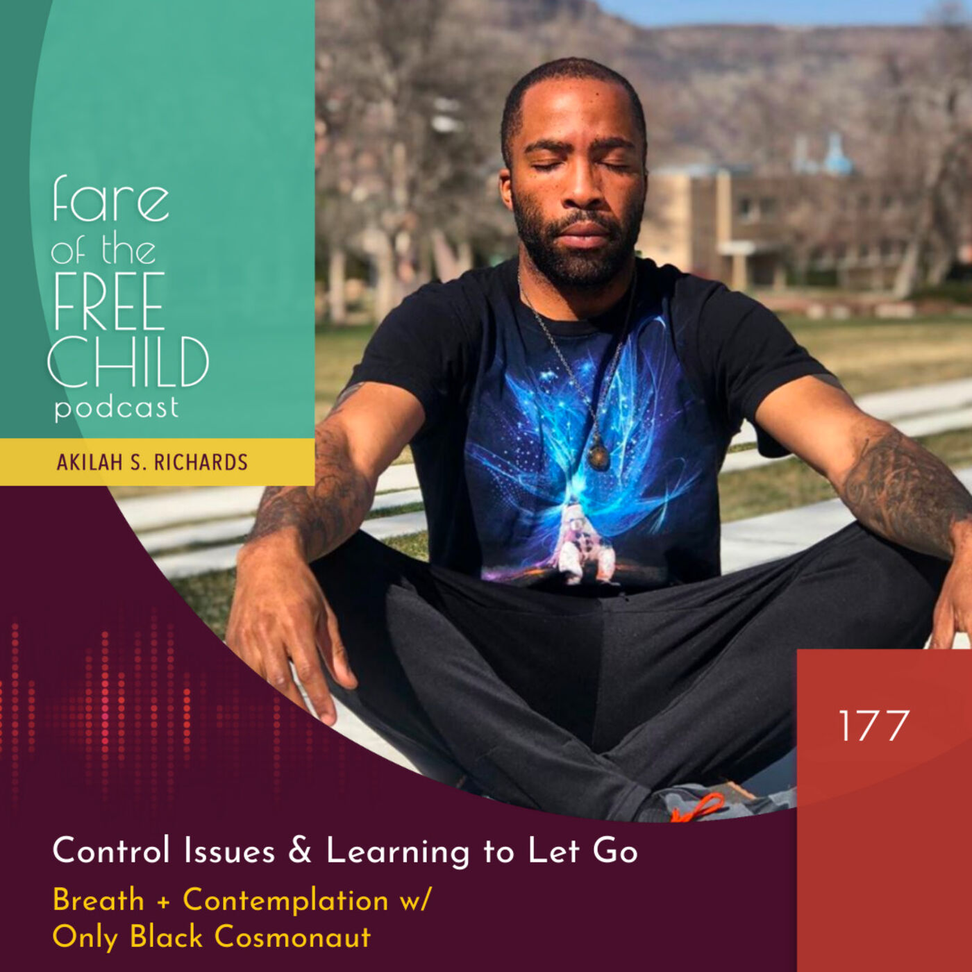 Ep 177: Control Issues & Learning to Let Go