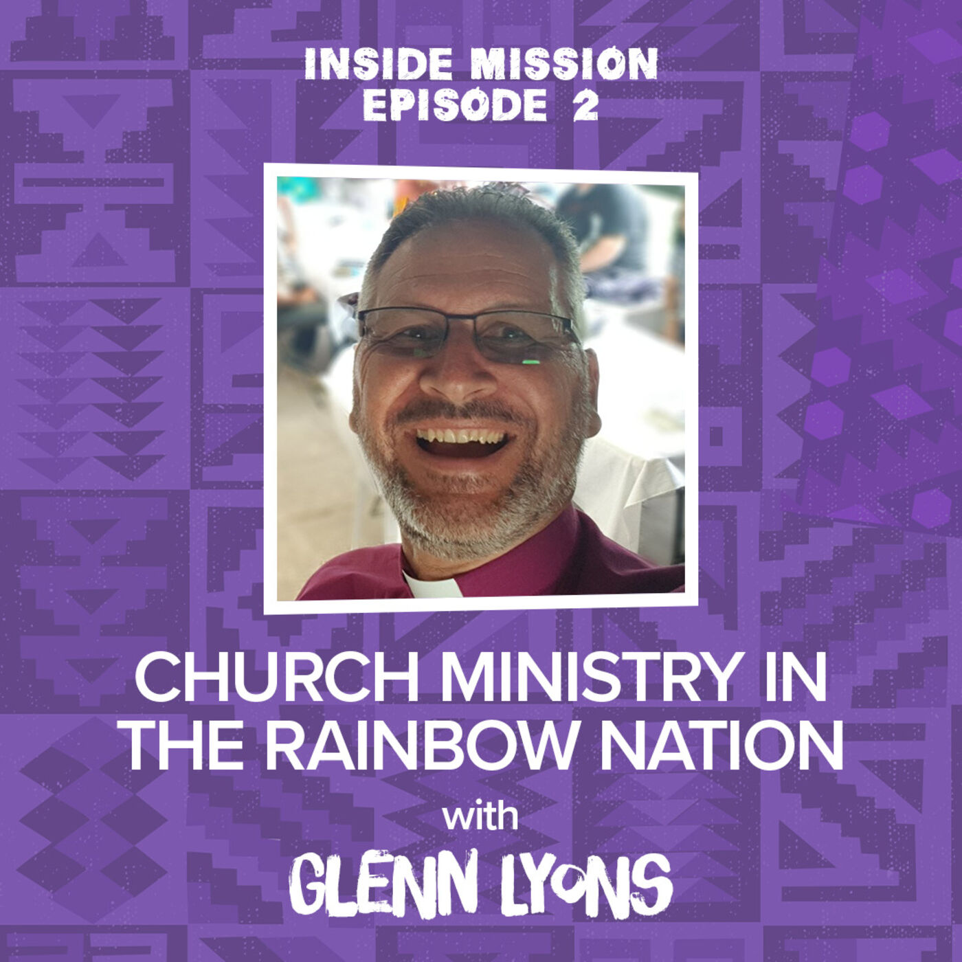 Church ministry in the rainbow nation: a conversation with Glenn Lyons