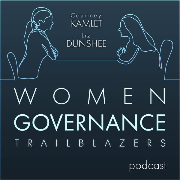 Women Governance Trailblazers Podcast Artwork Image