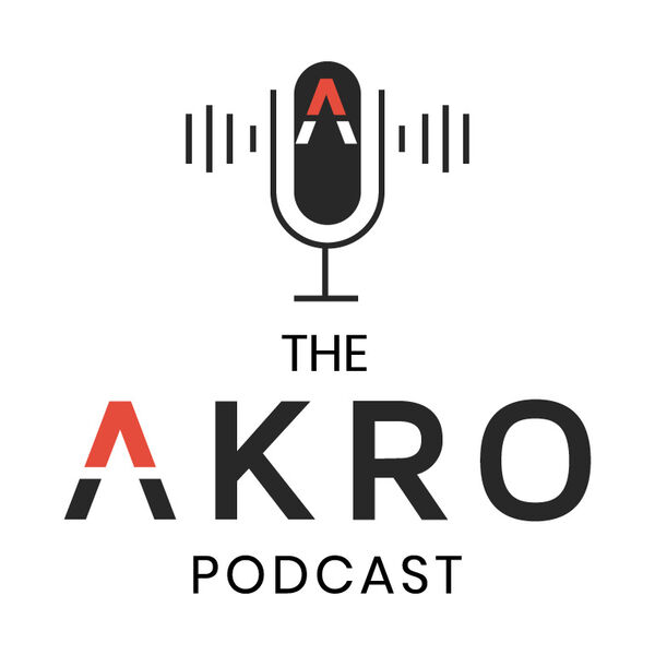 The Akro Podcast Podcast Artwork Image