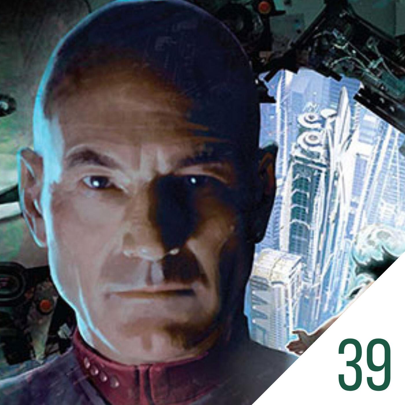 #39 Read This - The Star Trek: Destiny trilogy (2008) by David Mack