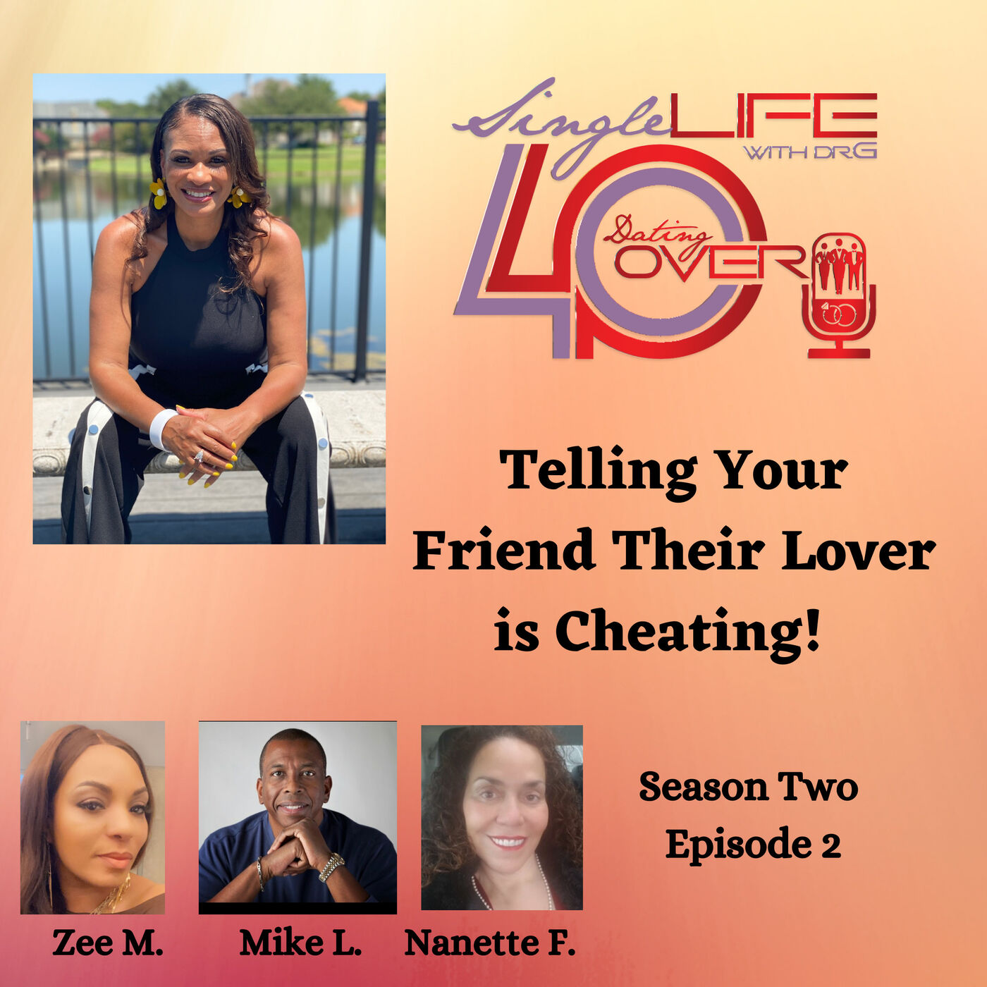 Telling Your Friend Their Lover is Cheating!