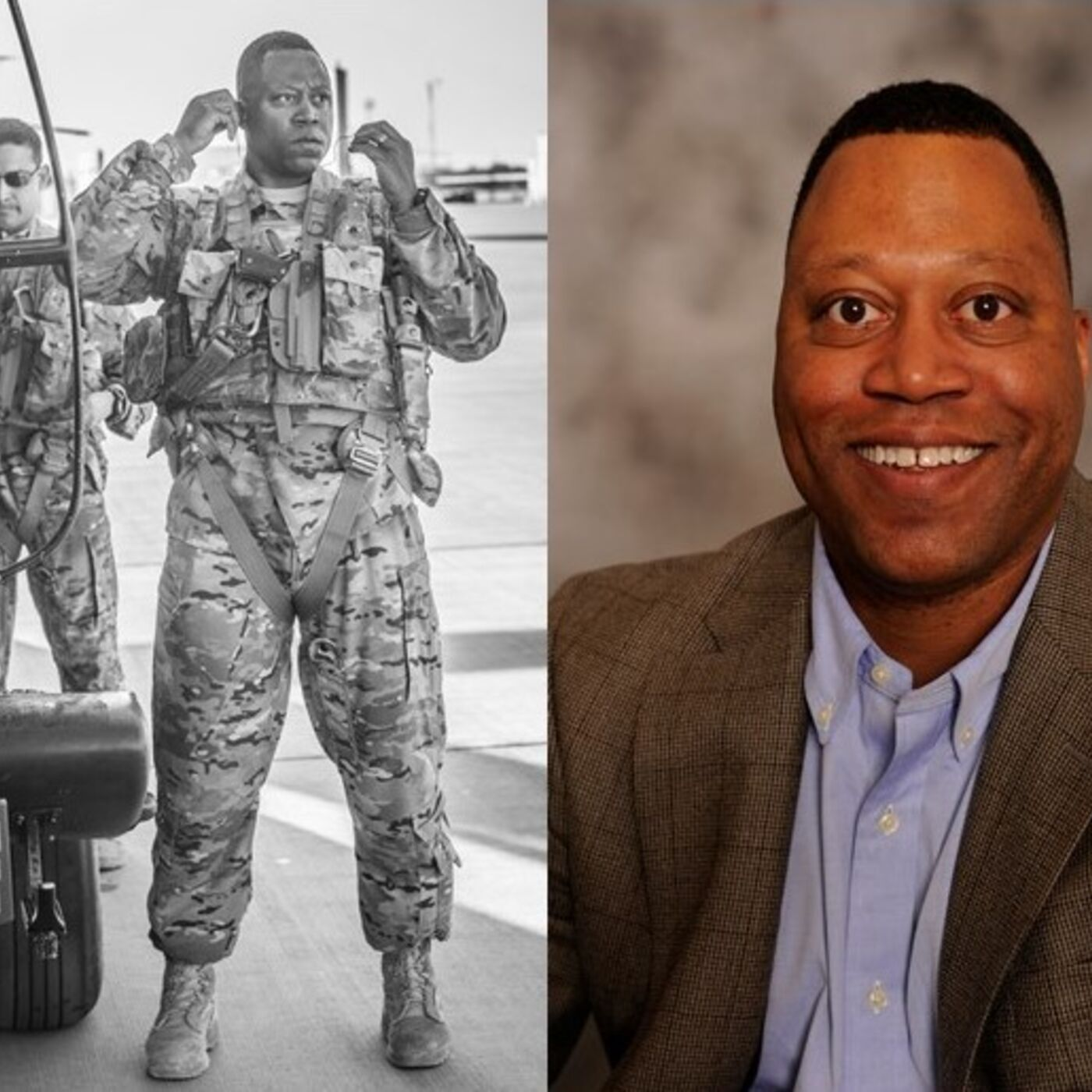 Tony Liles - 24 year Army Veteran, Human Capital Leader, Operations Manager, Husband & Father. (Season 2, Episode #34)