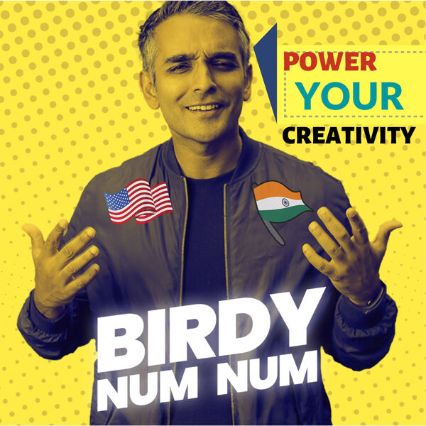 the Birdy Num Num Podcast Podcast Artwork Image