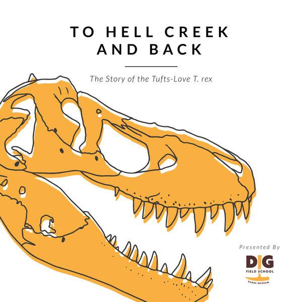 DIG Field School Podcast Artwork Image