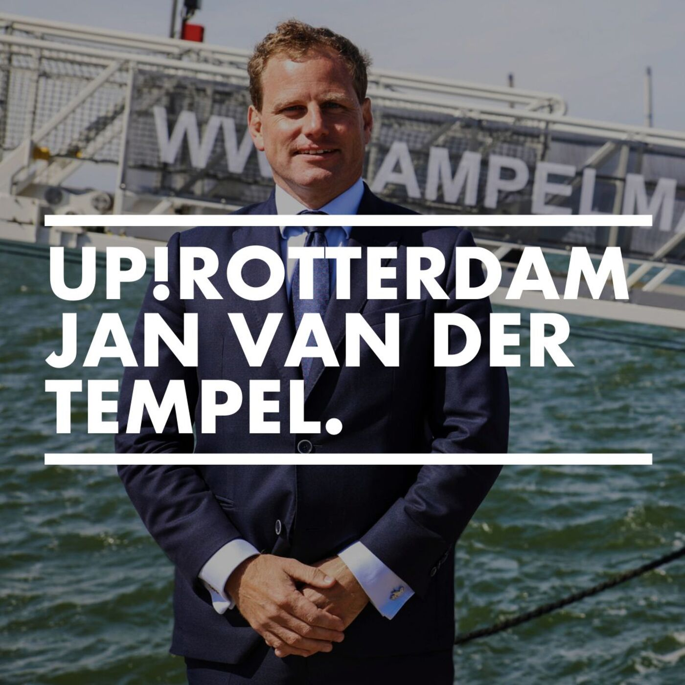 CEO Jan van der Tempel about his entrepreneurial journey with Ampelmann and everything about building and scaling a successful business.