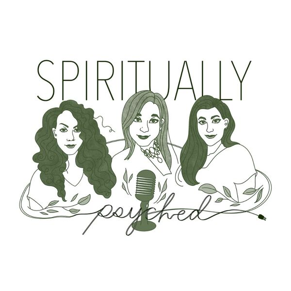 Spiritually Psyched Podcast Podcast Artwork Image