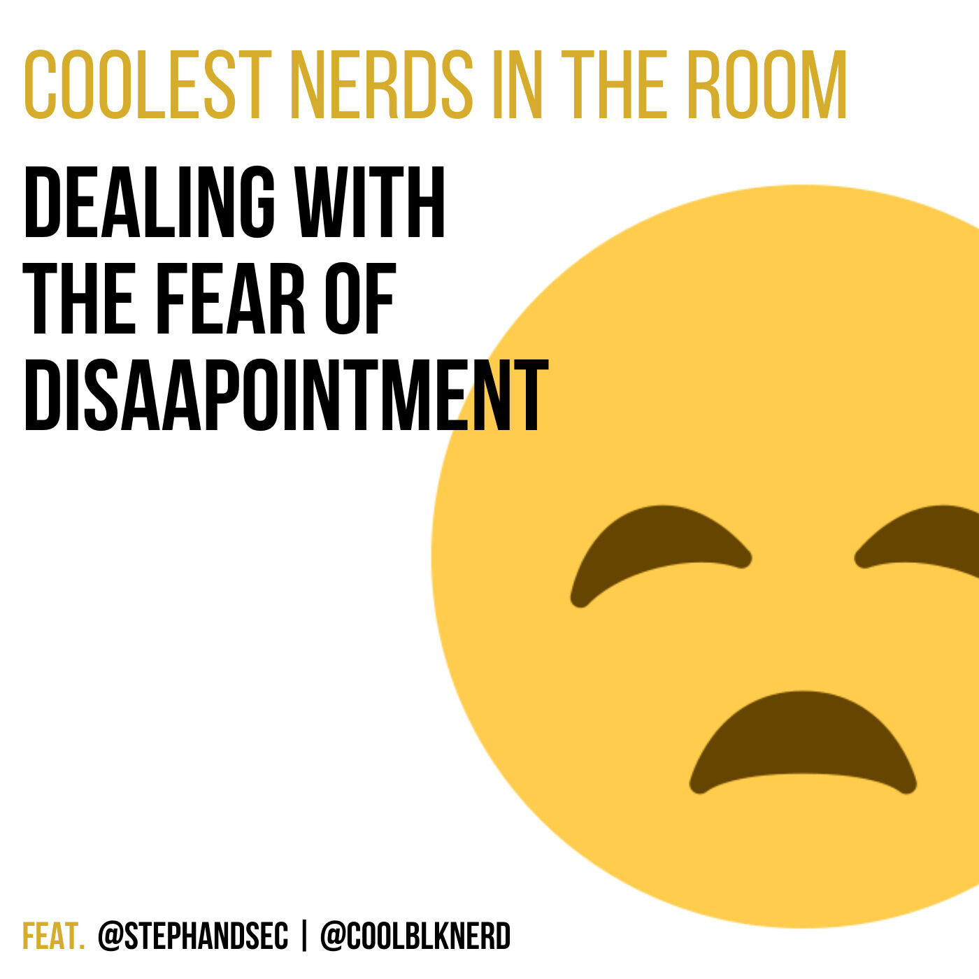 Dealing with the Fear of Disappointing Others
