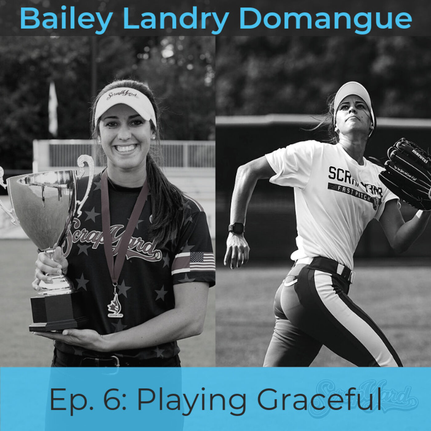 Bailey Landry Domangue: Playing Graceful