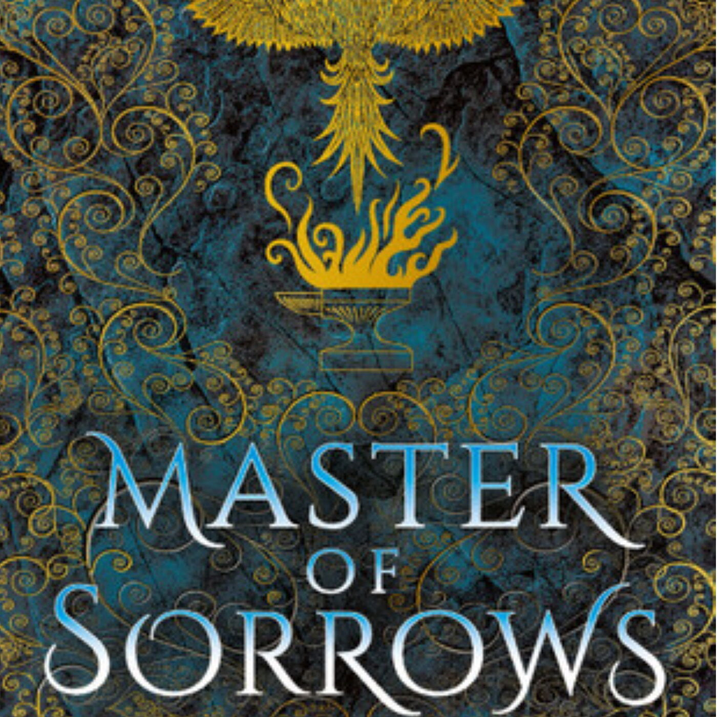 Book-Space! #12. Master of Sorrows by Justin Call