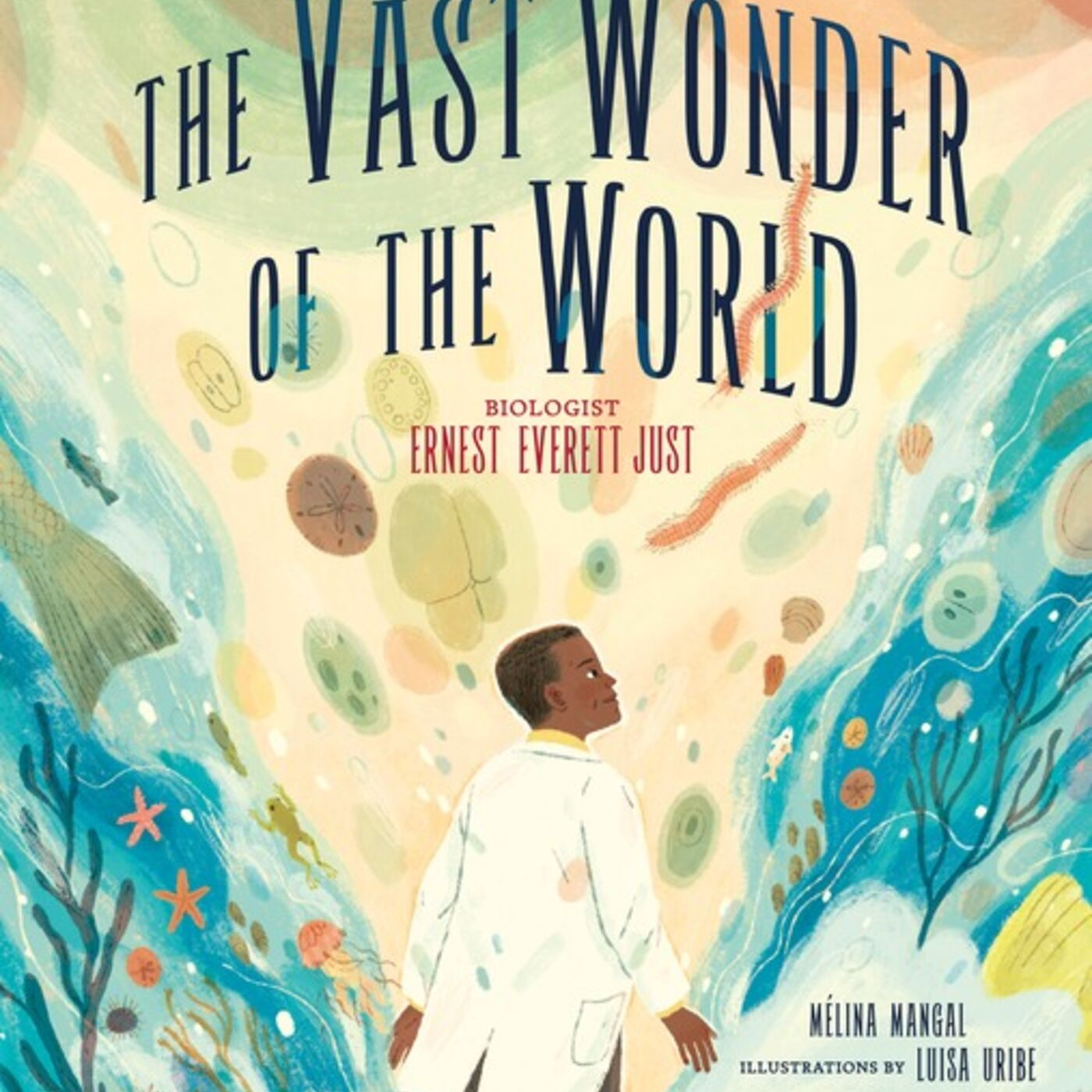 Author Interview: Mélina Mangal, author of The Vast Wonder of the World