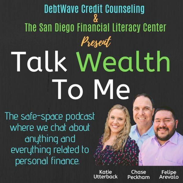Talk Wealth to Me Podcast Artwork Image