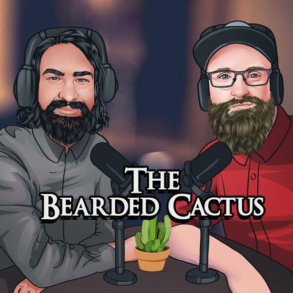 The Bearded Cactus Podcast Artwork Image
