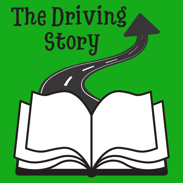 The Driving Story Podcast Artwork Image