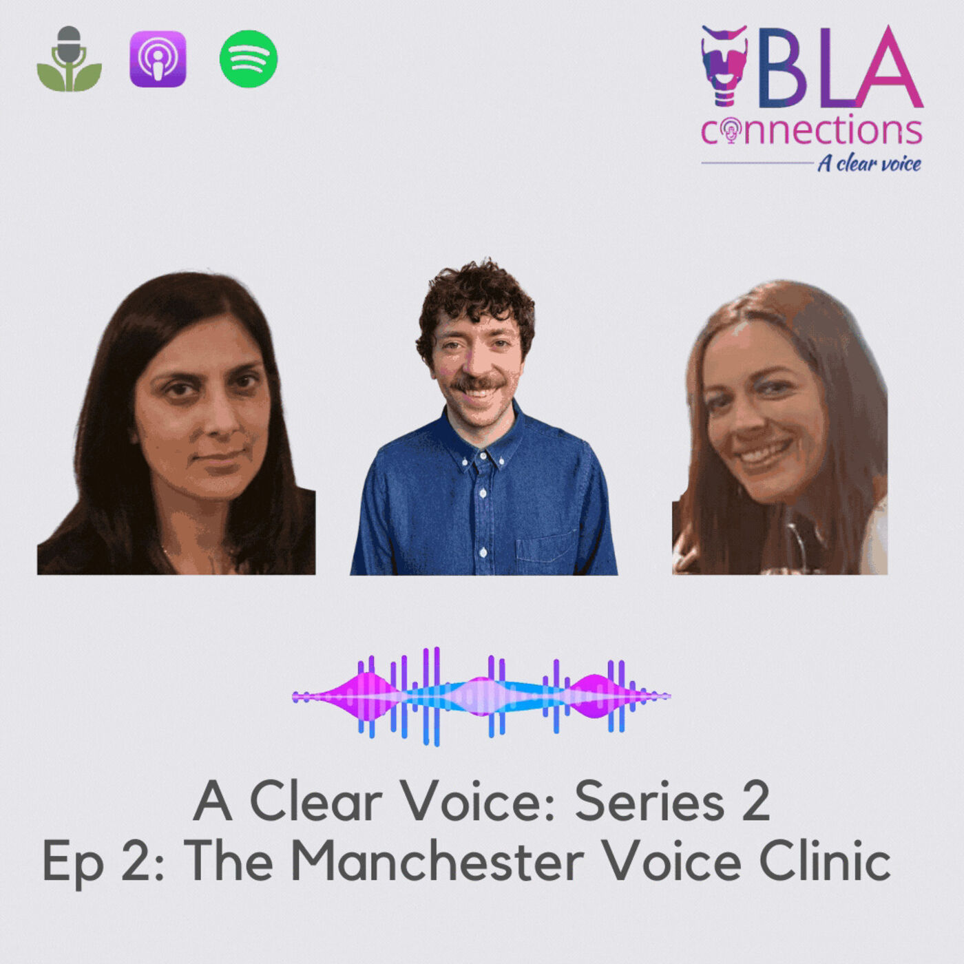S2 Ep 2: The Manchester Voice Clinic on Virtual Clinics