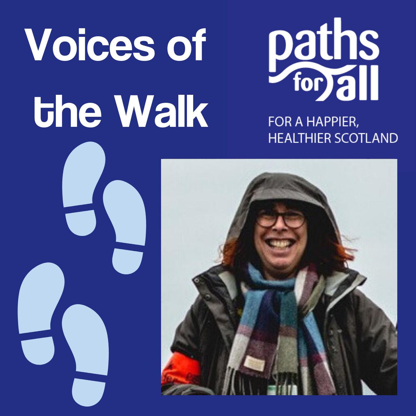 Elissa Wilson: How walking can support a dementia friendly community
