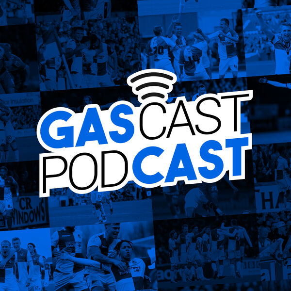 GasCast - Bristol Rovers Podcast Podcast Artwork Image